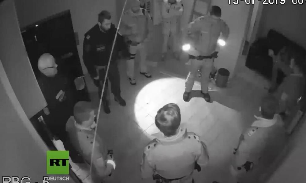 Nach Schlägen gegen Festgenommenen: Wiener Polizisten vom Dienst suspendiert