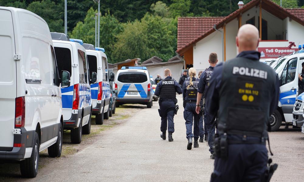Nach Polizeiwaffen-Raub: 31-Jähriger im Schwarzwald verhaftet