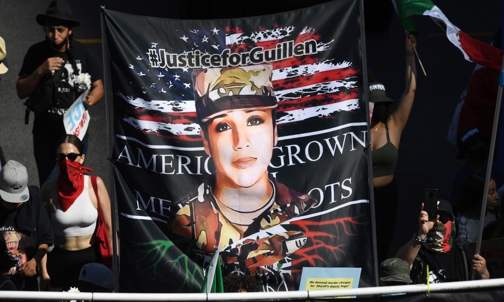 Sexualisierte Gewalt im US-Militär – Ehemalige kommentiert aus Erfahrung neuesten Mord an Soldatin