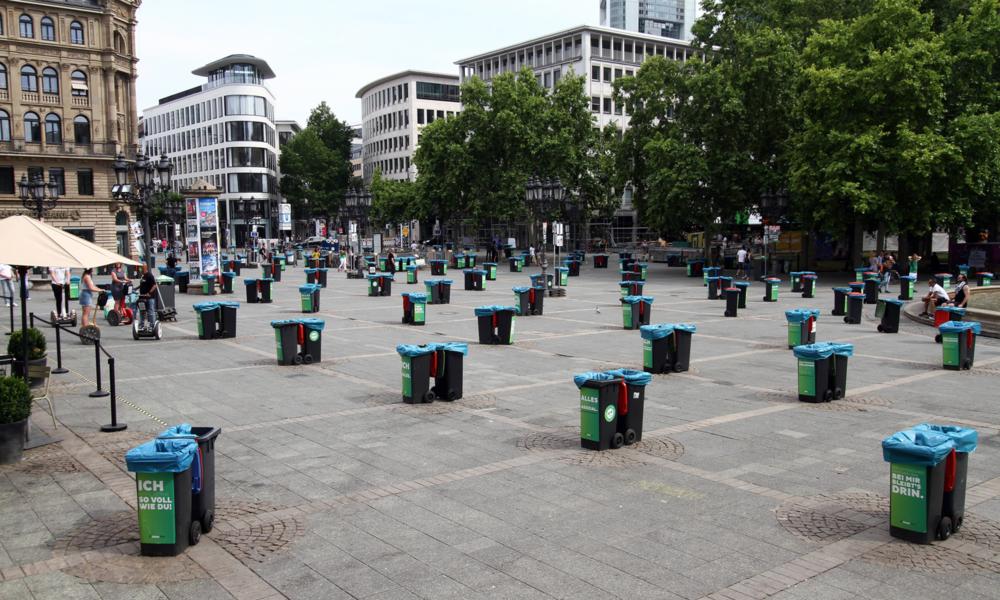 """""""Gescheiterte Integration"""": Reaktionen auf Krawalle in Frankfurt am Main"""
