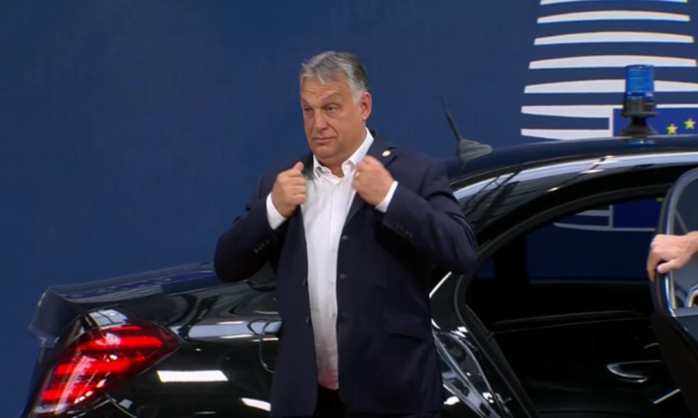 """Zähe EU-Verhandlungen: Orbán attackiert Niederländer – """"Verantwortlich für den ganzen Schlamassel"""""""