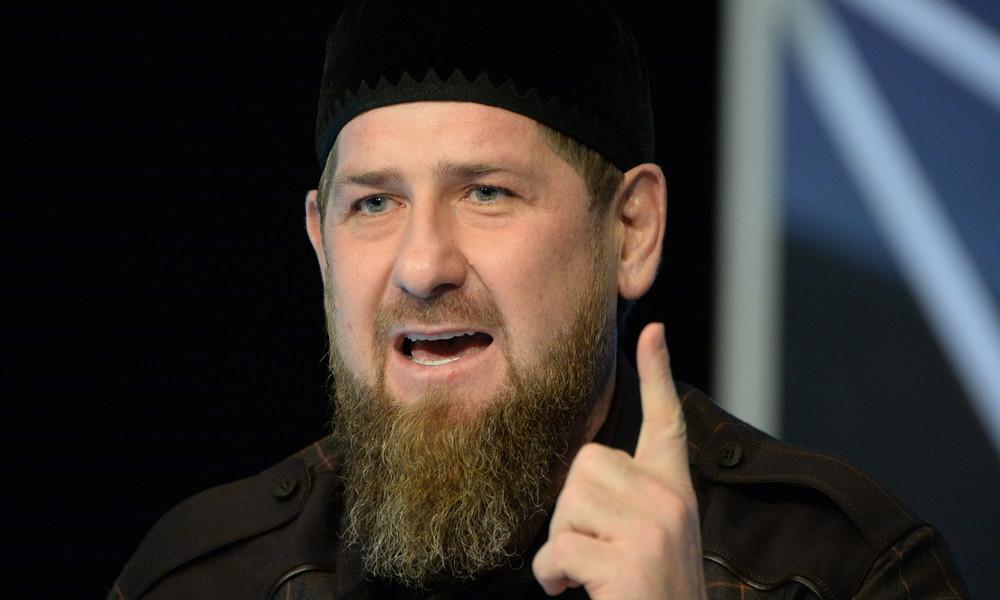USA verhängen Sanktionen gegen tschetschenischen Republikchef Ramsan Kadyrow