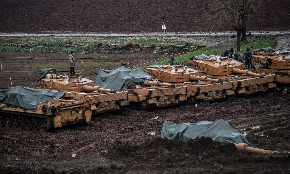 Studie: Deutsche Waffenexporte missachten EU-Regeln und schüren bewaffnete Konflikte