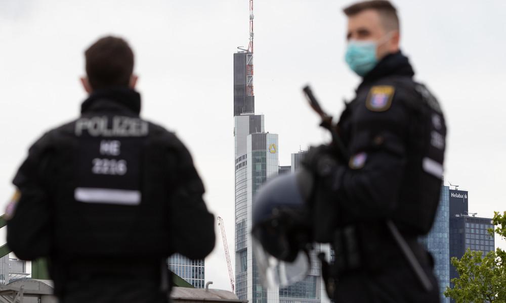 Hessische Polizeigewerkschaft zu Gewalt in Frankfurt: In dieser Dimension bisher unbekannt