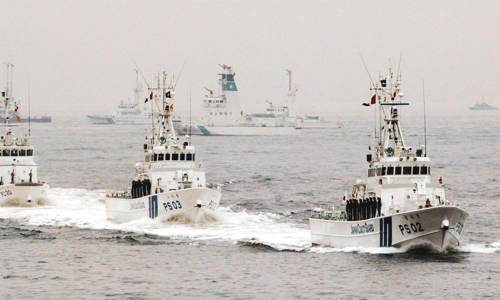 Tokio protestiert gegen Chinas Seevermessung vor südlichen Inseln