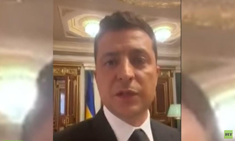 Selenskij erfüllt Forderung: Ökoterrorist in Ukraine lässt Geiseln frei – Bus gestürmt (Video)