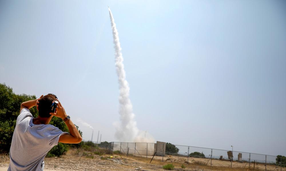 Israelische Landwirte verklagen Militär wegen Bestrahlung durch Iron Dome