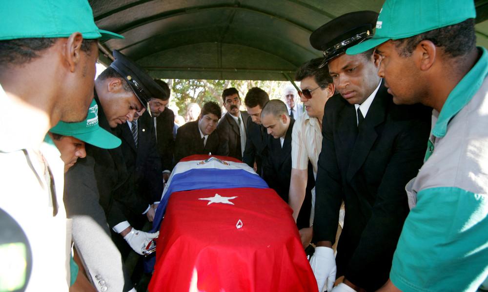 Streit um Erbe von Alfredo Stroessner: Gericht erlaubt Exhumierung von Paraguays Ex-Diktator