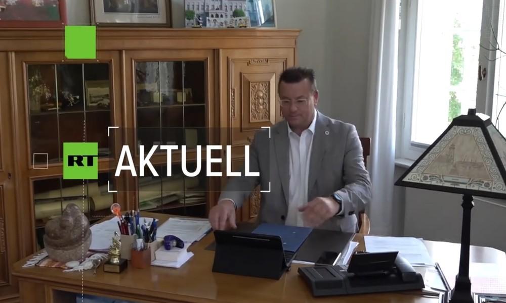 Exklusiv: Nord Stream 2 – Bürgermeister auf Rügen drohen US-Sanktionen (Video)