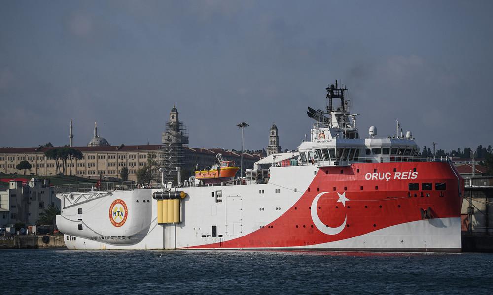 Streit um Erdgas im Mittelmeer schlägt immer höhere Wellen: Berlin warnt Ankara vor Konsequenzen