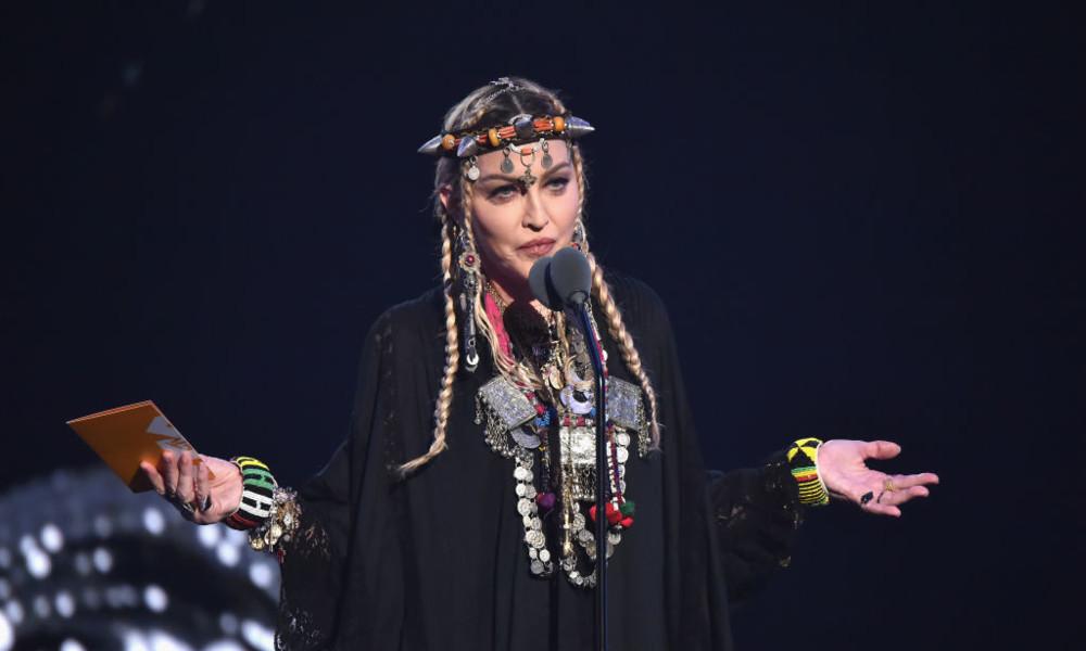 Aufgeflogen: Madonna erfindet russische Eine-Million-Dollar-Strafe gegen sich