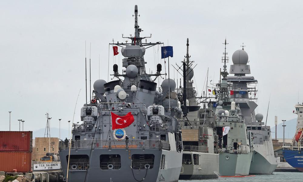 Türkei wird zum Totengräber der NATO