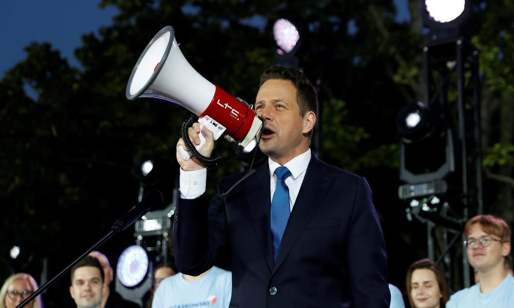 Polen: Oppositionskandidat bei Präsidentschaftswahlen fordert Annullierung des Wahlergebnisses