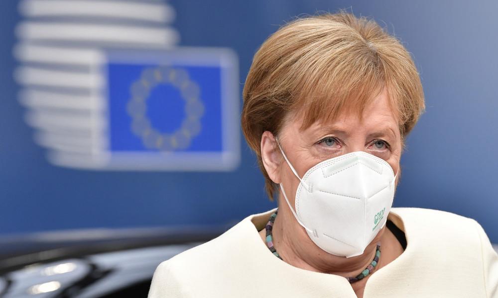 Vorwurf des Amtsmissbrauchs: AfD reicht Verfassungsklage gegen Merkel ein