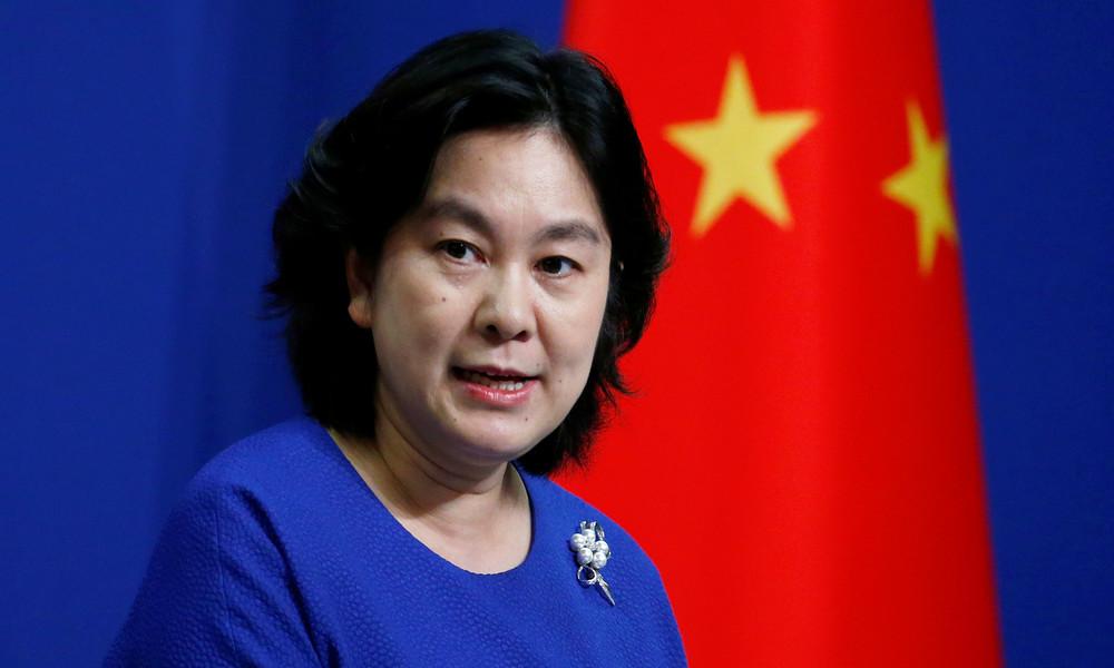 Bomben- und Todesdrohungen gegen Botschaft in Washington – Peking macht US-Regierung verantwortlich