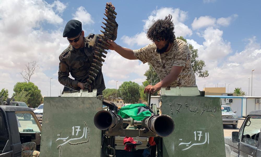 Libyen-Konflikt: Geht die NATO am Mittelmeer baden?