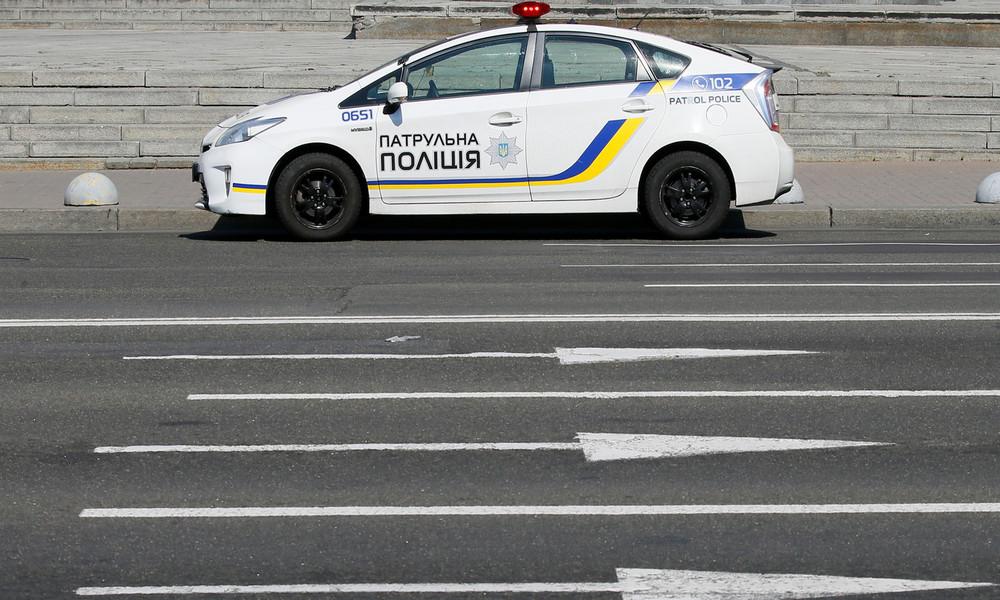 Erneut Geiselnahme in der Ukraine: Polizeichef von Poltawa entführt