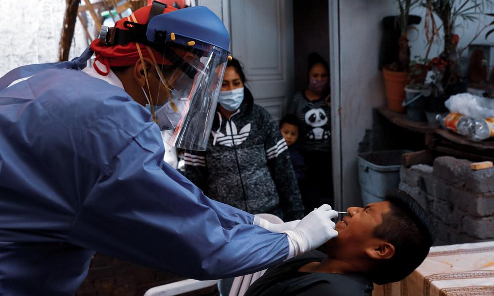Um Zugang zu Corona-Impfstoff zu erleichtern: Peking bietet Lateinamerika Darlehen an