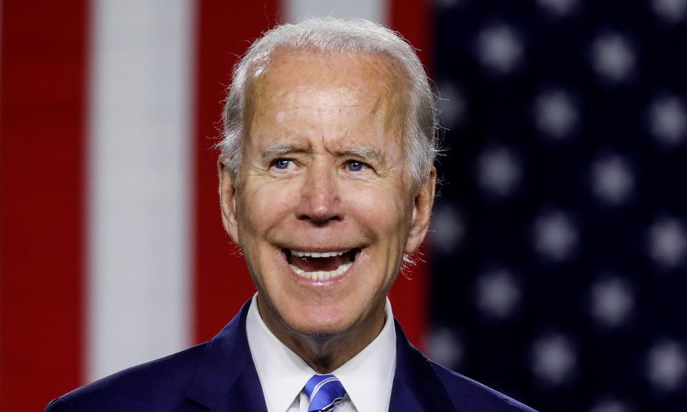 """Geschichtsvergessen: Joe Biden nennt Trump """"ersten Rassisten"""" im US-Präsidentenamt"""