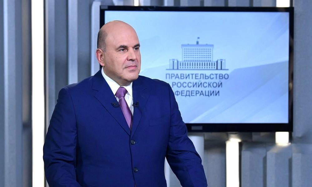 Interview mit Russlands Regierungschef Michail Mischustin: Coronavirus, Wirtschaft, Tourismus