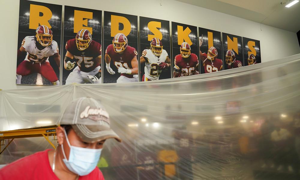 Nach jahrelanger Kritik: NFL-Team aus Washington trennt sich vom Namen Redskins