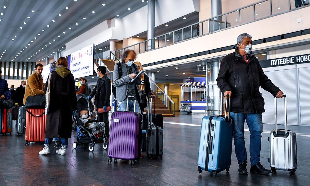 Russland: Wiederaufnahme des regulären Flugverkehrs am 1. August