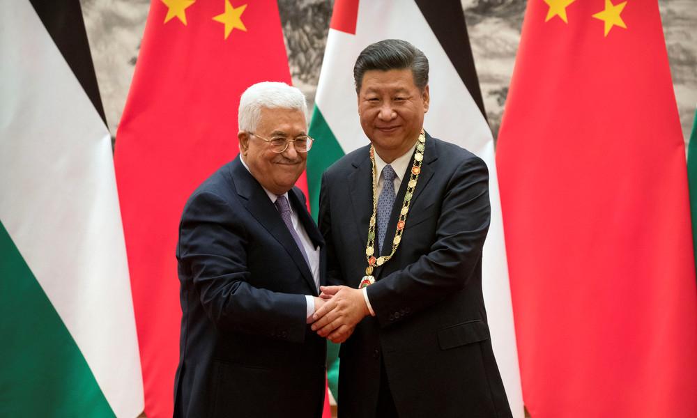 """""""Palästinenser können sich auf uns verlassen"""": China warnt Israel vor Umsetzung von Annexionsplänen"""