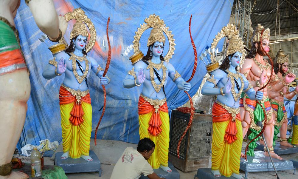 Vielleicht hilft's ja: Indischer Politiker spricht sich für Tempelbau im Kampf gegen Corona aus