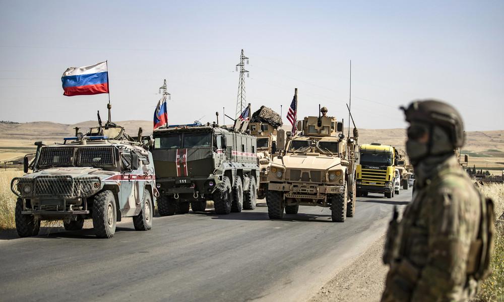 """Wunschdenken eines US-Generals: Russen halten sich an """"unsere Protokolle"""" in Syrien"""