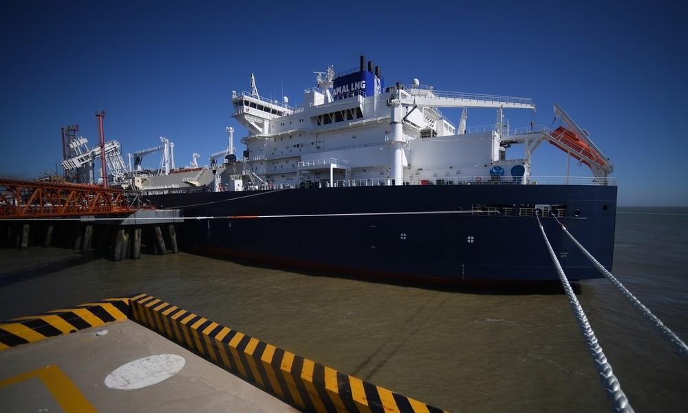 Erste russische LNG-Fracht erreicht Japan über arktischen Seeweg