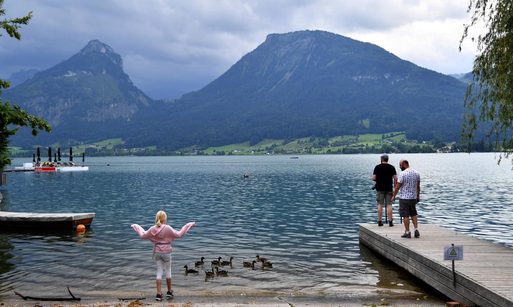 Droht ein neues Ischgl? Massentests nach Corona-Ausbruch am österreichischen Wolfgangsee