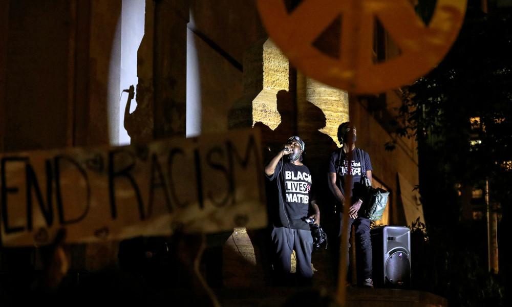 LIVE: Proteste in Portland gehen weiter – trotz Einsatz der Bundespolizei