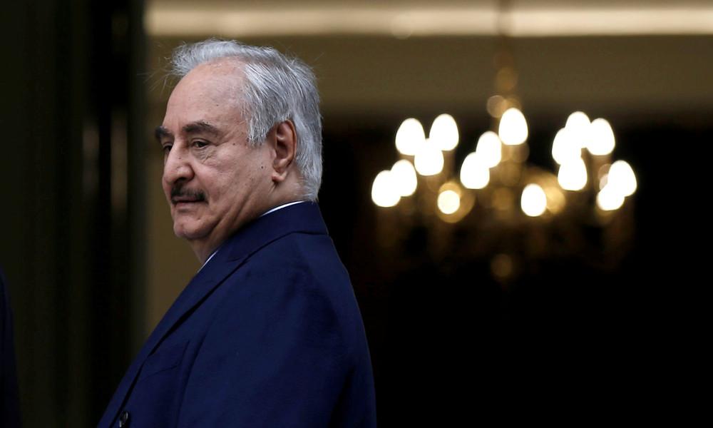 Libyen-Konflikt: USA drohen Haftar mit Sanktionen wegen angeblicher Erdölausfuhr-Blockade