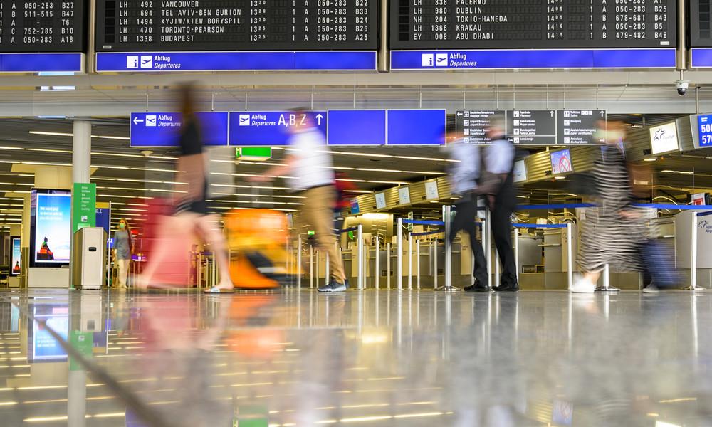 Mutmaßliche IS-Rückkehrerin am Frankfurter Flughafen festgenommen