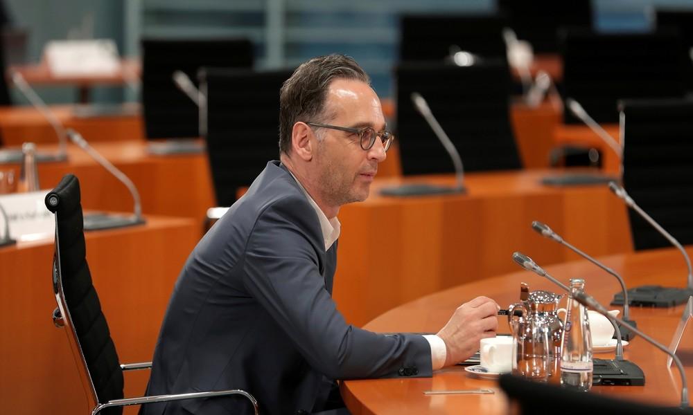 G7-Gipfel: Maas sieht derzeit