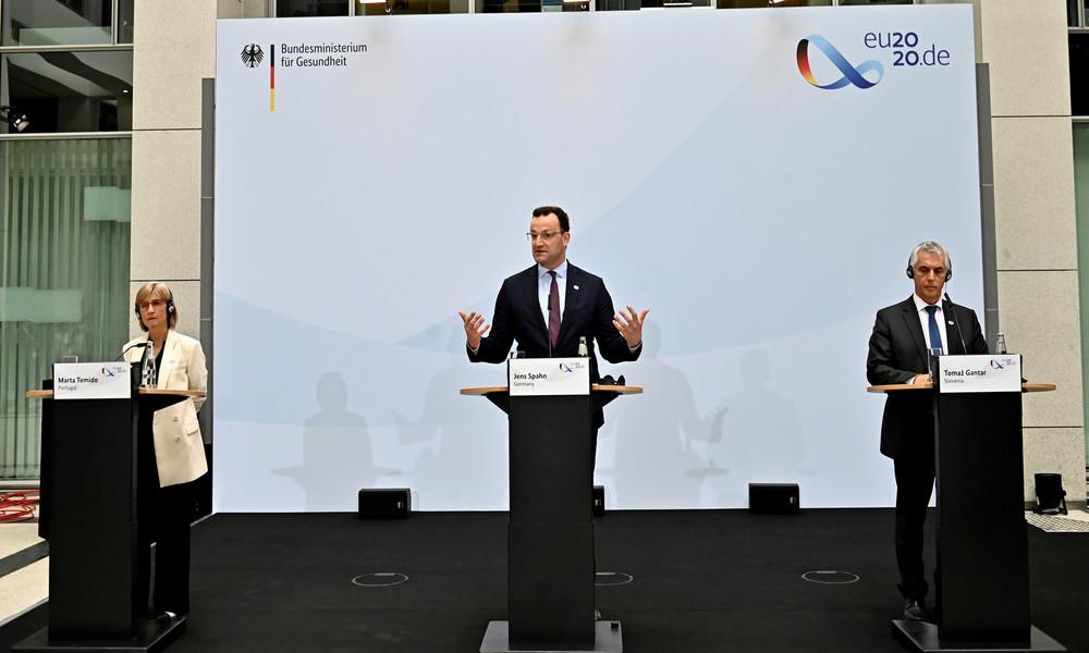 """Jens Spahn: """"Ich werde Corona-Testpflicht für Reiserückkehrer aus Risikogebieten anordnen"""""""