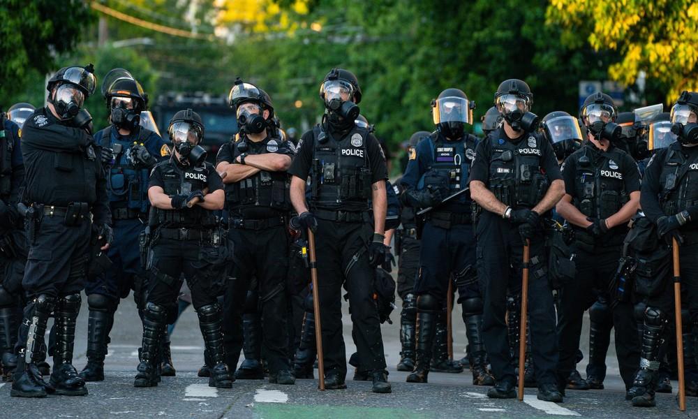Polizeigewalt gegen Journalisten in Seattle: Opfer spricht von Absicht (Video)