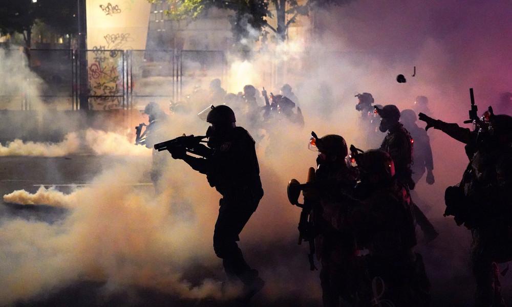 Linke fordert Stopp von Waffenexporten in die USA wegen Polizeigewalt