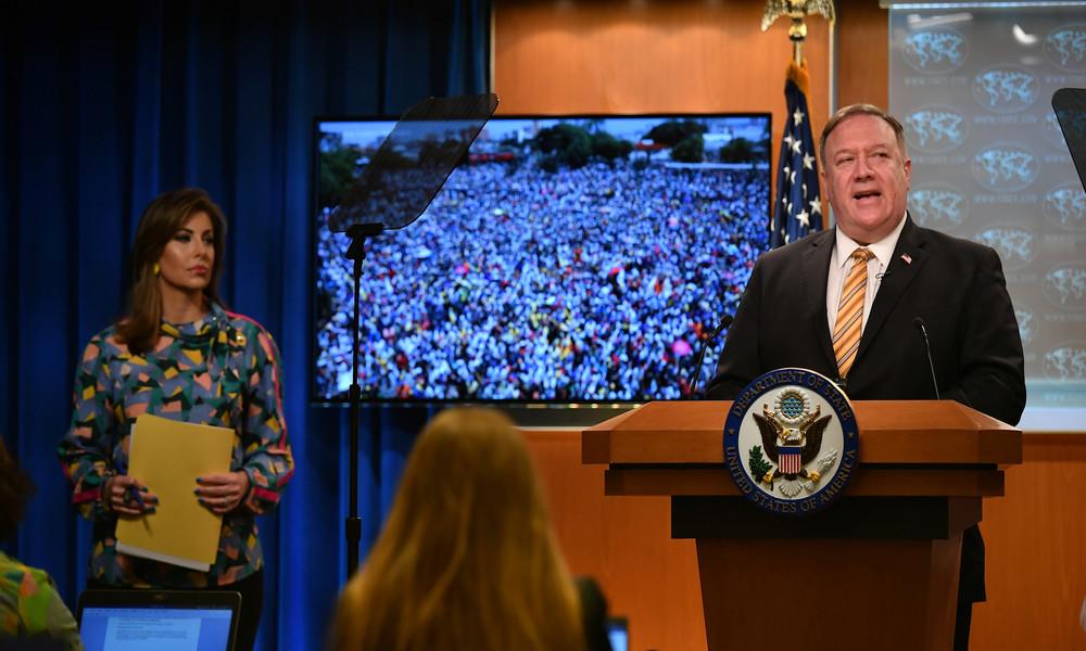 Nach herbeigelogener Irak-Invasion ist es naiv, US-Anschuldigungen gegen China Glauben zu schenken