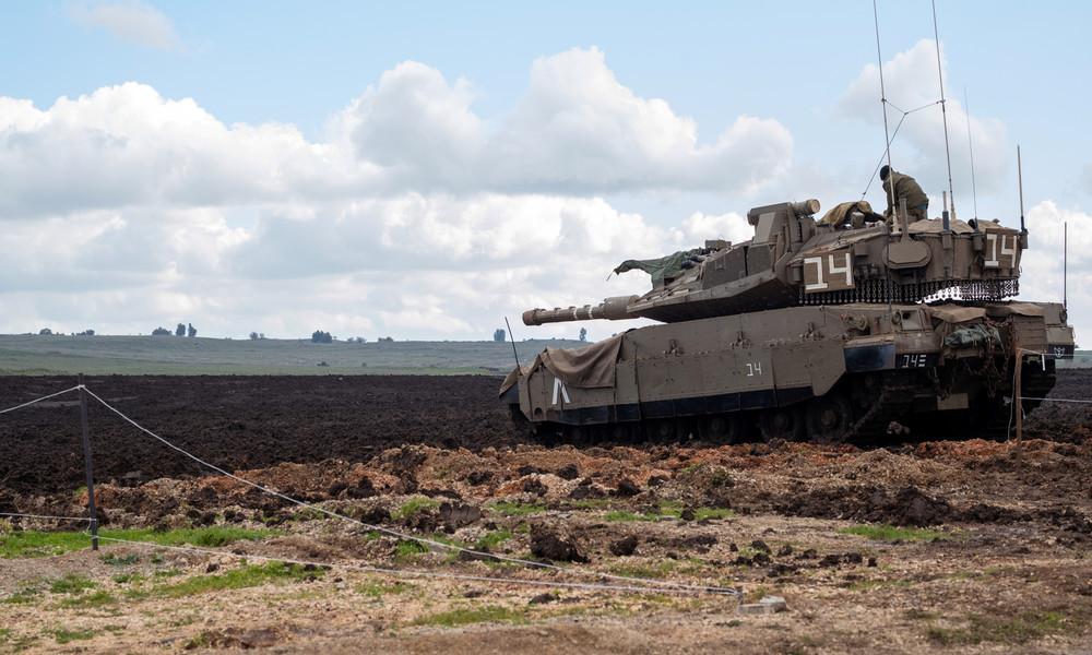 """Israel droht Hisbollah mit """"starker und schmerzhafter Reaktion"""""""