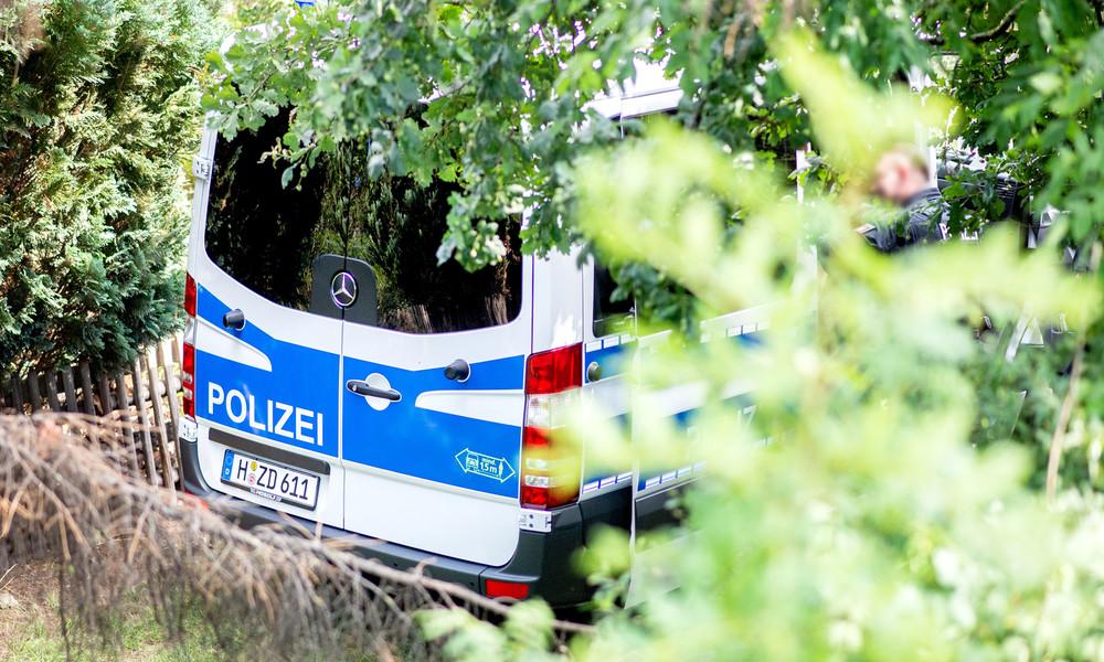 Neue Spurensuche im Fall Maddie: Kleingarten bei Hannover umgegraben (Video)