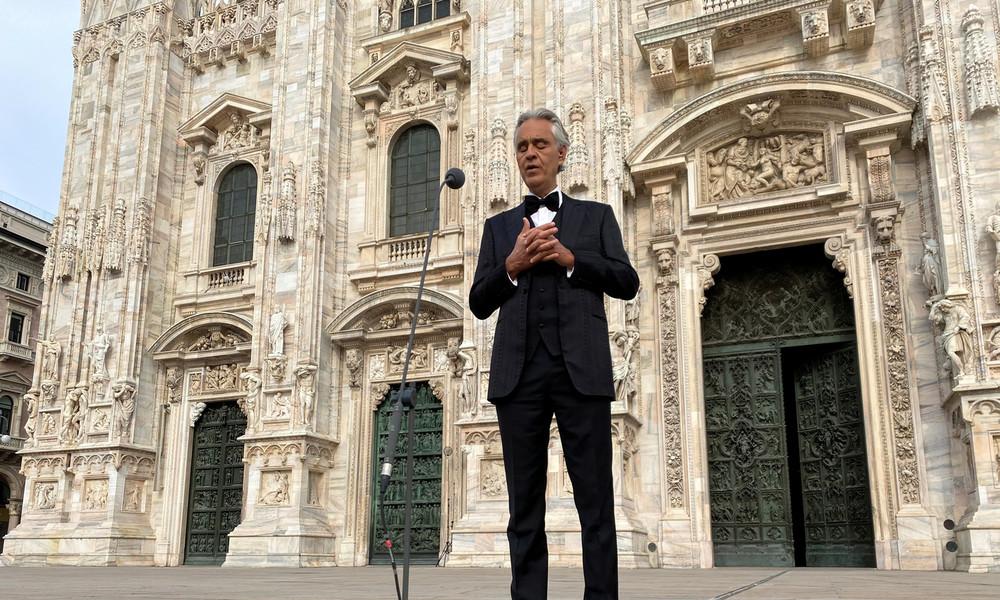 Wegen Vitamin-D-Mangel: Opernsänger Andrea Bocelli räumt Verstöße gegen Corona-Bestimmungen ein
