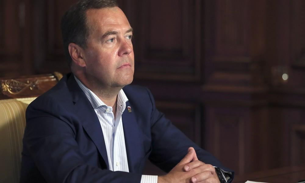 """Russischer Ex-Premier Medwedew über G7: """"Eine veraltete Plattform"""""""