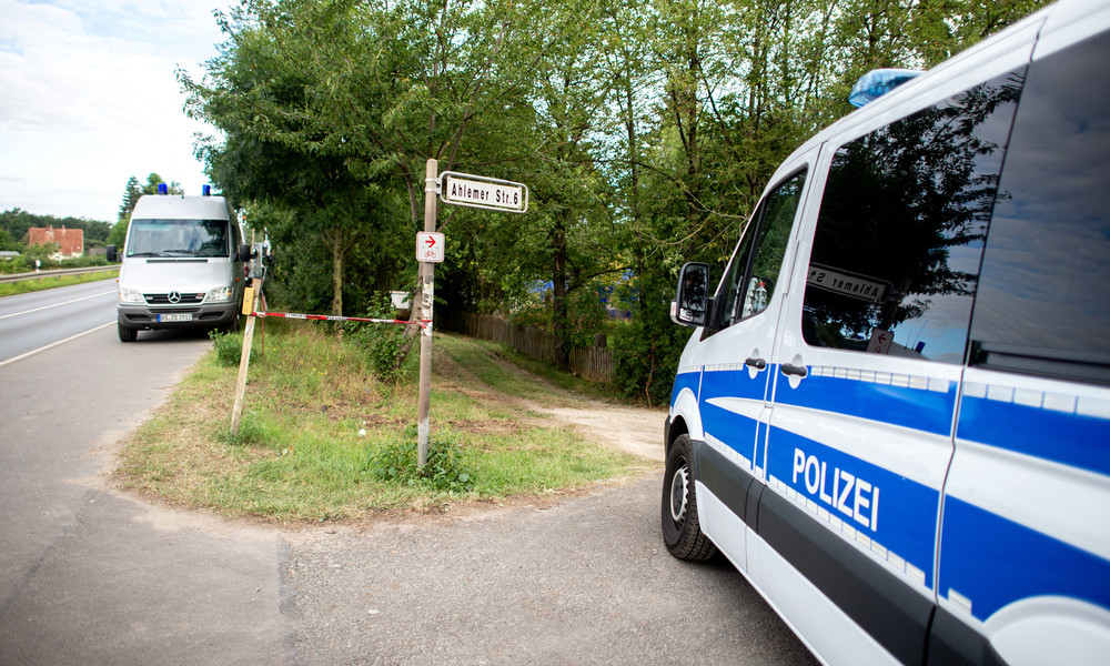 LIVE zu Fall Maddie: Polizei setzt Grabungen in Kleingarten bei Hannover fort - Was wird gesucht?