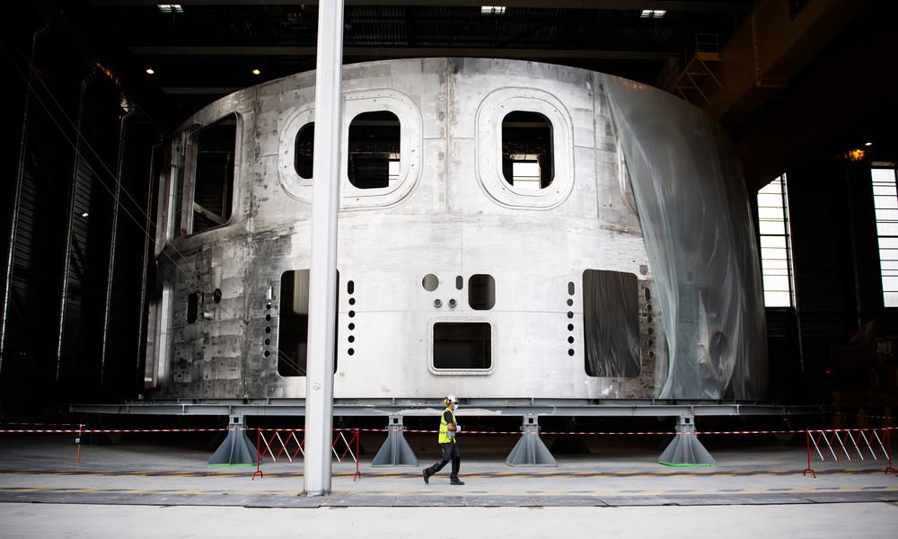 Frankreich: Montage des größten Kernfusions-Experimentalreaktors der Welt beginnt