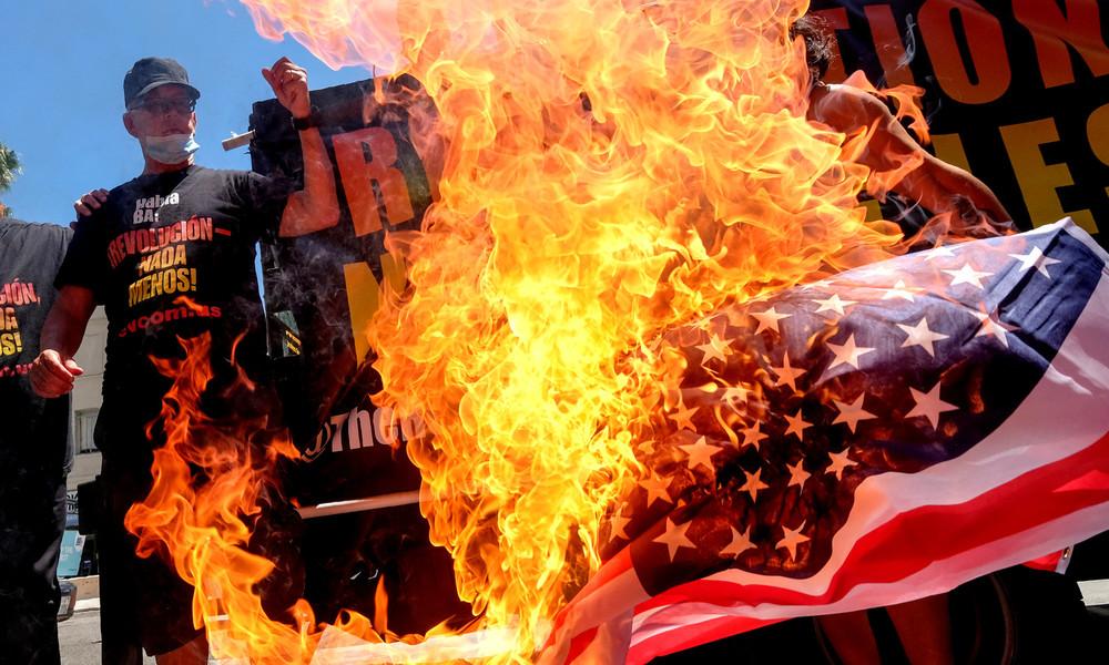 Kritischer Punkt der US-Geschichte: Gefahr eines Rassen- oder Bürgerkriegs realer denn je