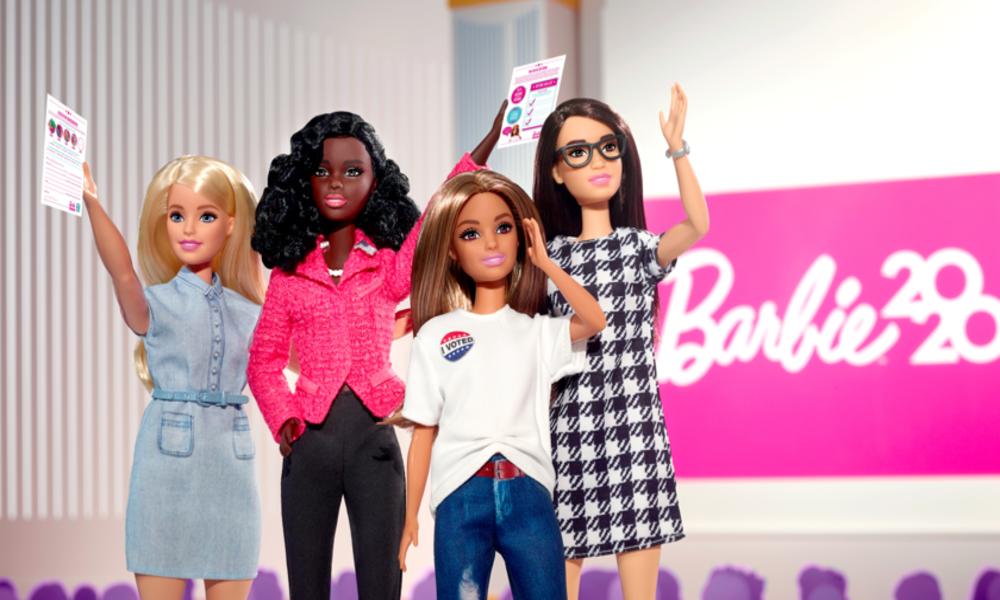 Pünktlich zu US-Wahlen 2020: Barbie-Hersteller präsentiert Puppen für zukünftige Politikerinnen