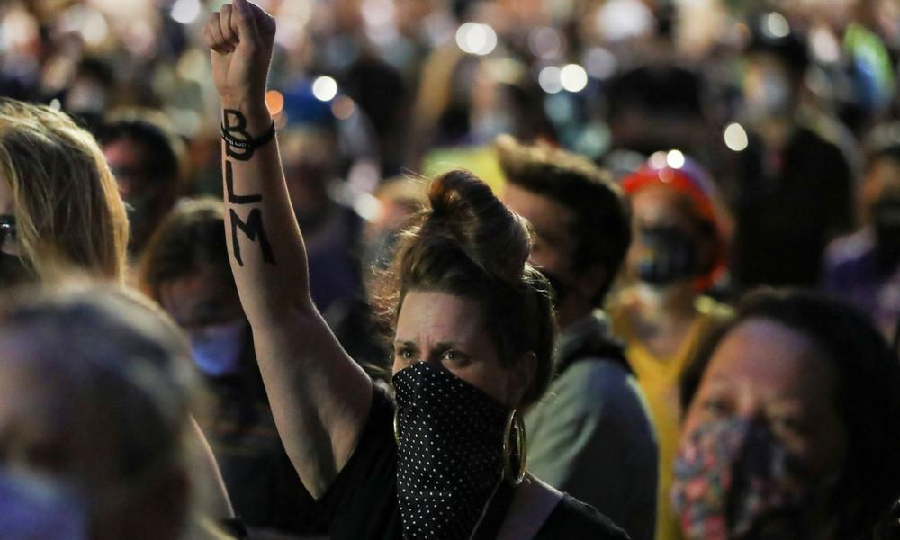 LIVE: Erneute Proteste gegen Einsatz der Bundespolizei in Portland