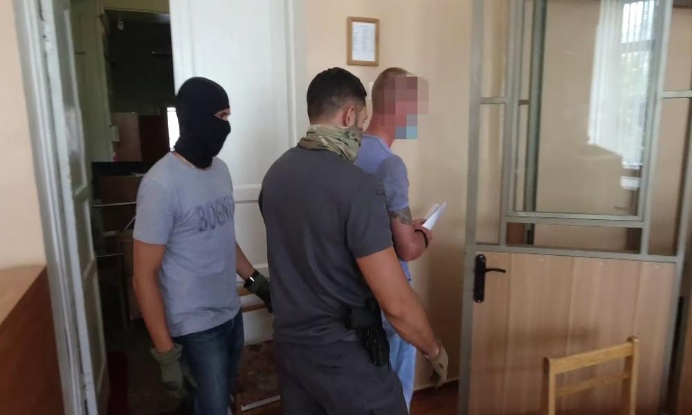 Russischer Inlandsgeheimdienst FSB nimmt in Sewastopol Marineangehörigen wegen Hochverrats fest