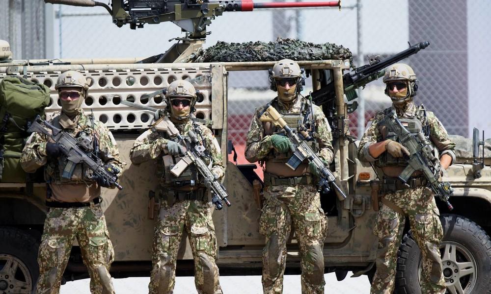 Kommando Spezialkräfte: 2. Kompanie nach rechtsextremistischen Vorfällen heute offiziell aufgelöst